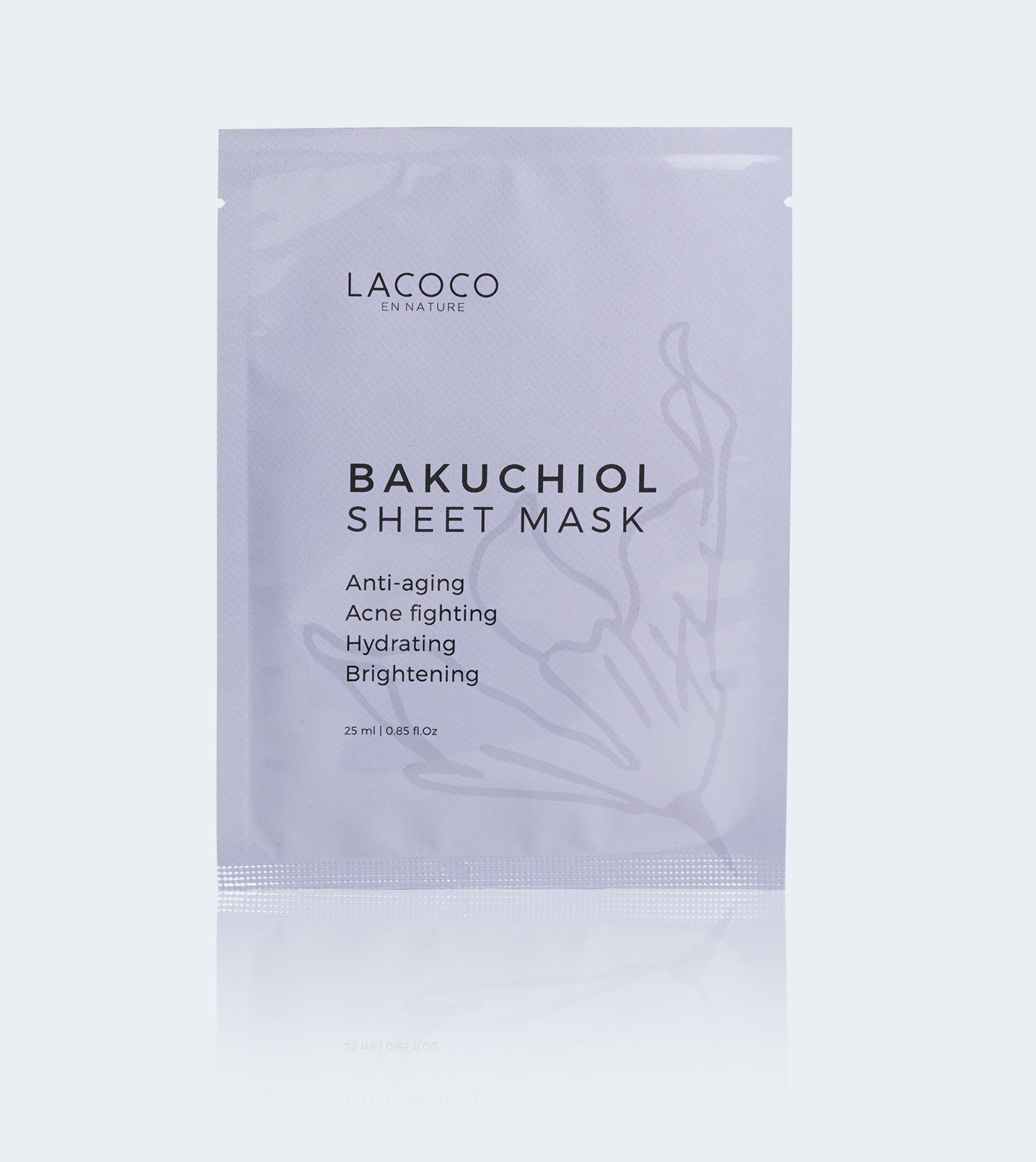 Bakuchiol Sheet Mask